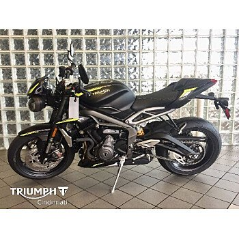 2020 Triumph Street Triple RS for sale 200908694