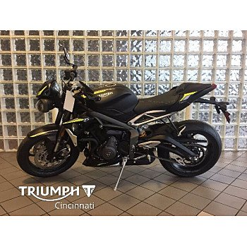 2020 Triumph Street Triple RS for sale 200908699