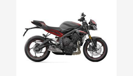 2020 Triumph Street Triple R for sale 200930028