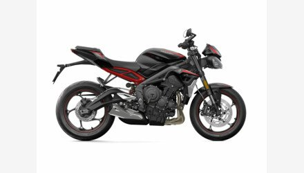 2020 Triumph Street Triple R for sale 200930031