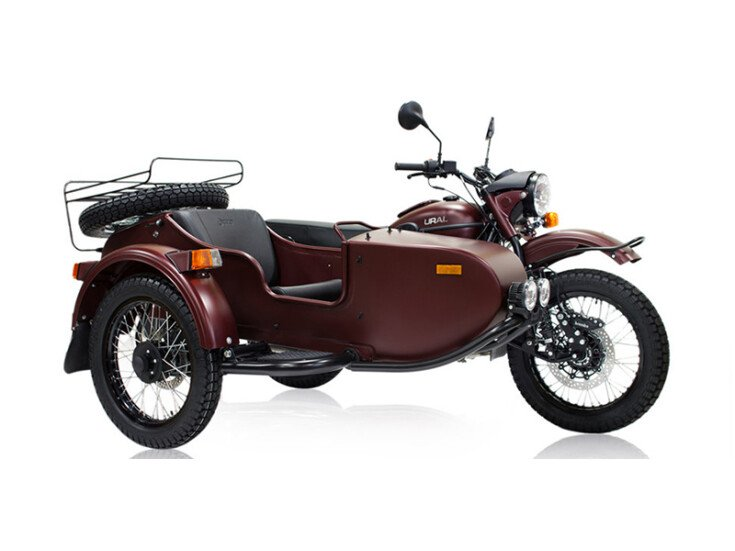 2020 Ural Gear-Up 750 specifications