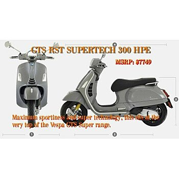 2020 Vespa GTS 300 for sale 200848281
