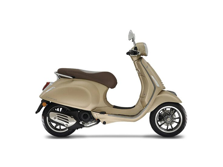 2020 Vespa Primavera 125 150 Sport specifications