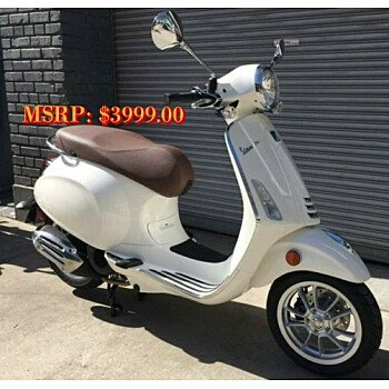 2020 Vespa Primavera 50 for sale 200846755