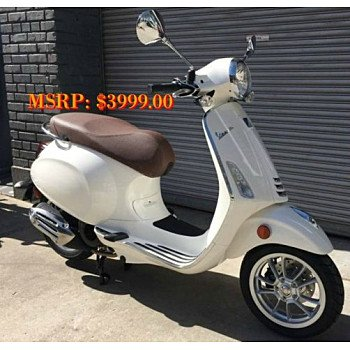 2020 Vespa Primavera 50 for sale 200846761