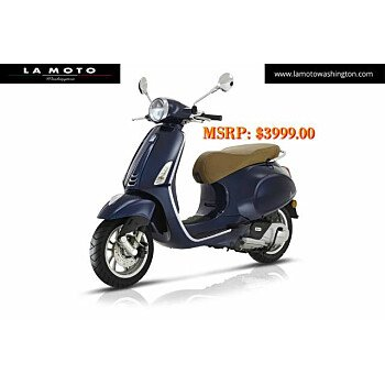 2020 Vespa Primavera 50 for sale 200846771