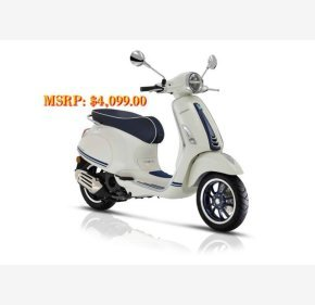 2020 Vespa Primavera 50 for sale 200925037