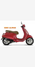 2020 Vespa Primavera 50 for sale 200925040