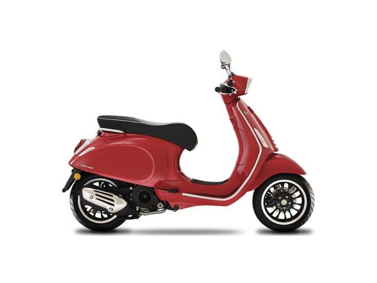 2020 Vespa Sprint 150 specifications