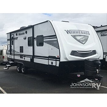 2020 Winnebago Minnie for sale 300218136