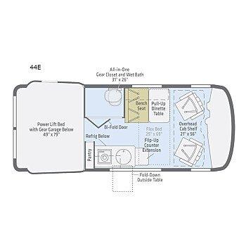 2020 Winnebago Revel for sale 300211730