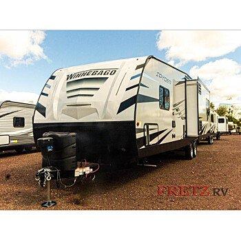 2020 Winnebago Spyder for sale 300202857
