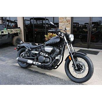 2020 Yamaha Bolt for sale 200820387