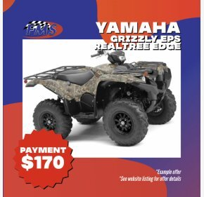 2020 Yamaha Grizzly 700 EPS for sale 200938595