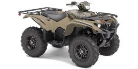 2020 Yamaha Kodiak 400 700 EPS specifications