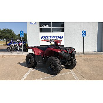 2020 Yamaha Kodiak 450 for sale 200829150