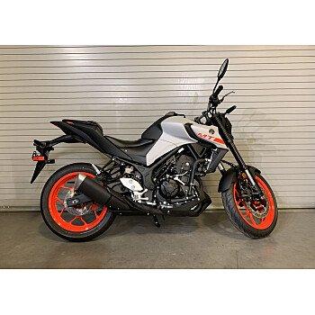 2020 Yamaha MT-03 for sale 200879491