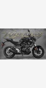 2020 Yamaha MT-03 for sale 201004458