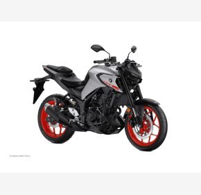 2020 Yamaha MT-03 for sale 201014348
