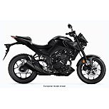 2020 Yamaha MT-03 for sale 201017790