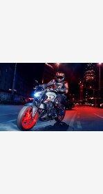 2020 Yamaha MT-03 for sale 201056569