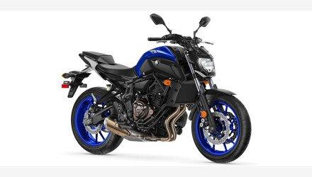 2020 Yamaha MT-07 for sale 200880276