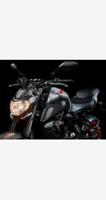 2020 Yamaha MT-07 for sale 200901028