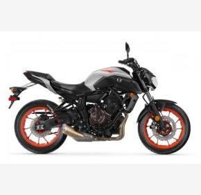 2020 Yamaha MT-07 for sale 200932001