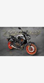 2020 Yamaha MT-07 for sale 200936895