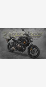 2020 Yamaha MT-07 for sale 200936897