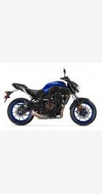 2020 Yamaha MT-07 for sale 200987623