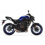 2020 Yamaha MT-07 for sale 201009492