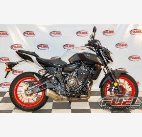 2020 Yamaha MT-07 for sale 201042858