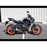 2020 Yamaha MT-07 for sale 201085599