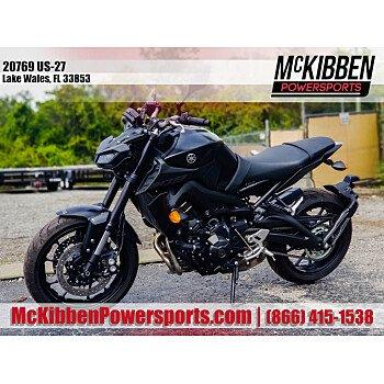 2020 Yamaha MT-09 for sale 200890540
