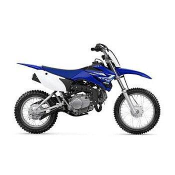 2020 Yamaha TT-R110E for sale 200810646
