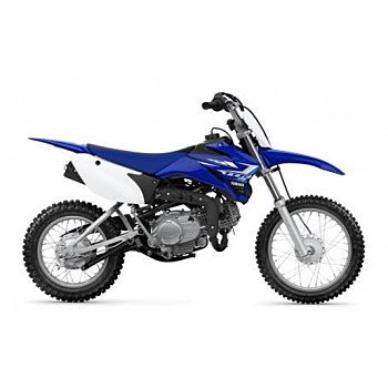 2020 Yamaha TT-R110E for sale 200822436