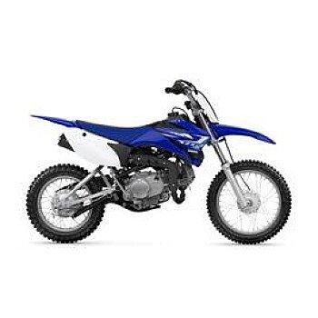 2020 Yamaha TT-R110E for sale 200832446