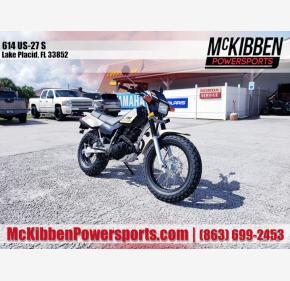 2020 Yamaha TW200 for sale 200824393