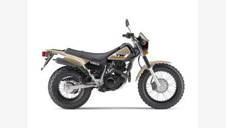 2020 Yamaha TW200 for sale 200919844