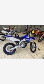 2020 Yamaha WR250F for sale 200853070