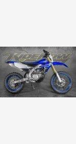 2020 Yamaha WR450F for sale 200861505