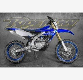 2020 Yamaha WR450F for sale 200936630