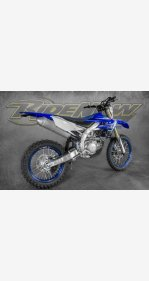 2020 Yamaha WR450F for sale 200940360