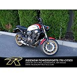 2020 Yamaha XSR700 for sale 200938960