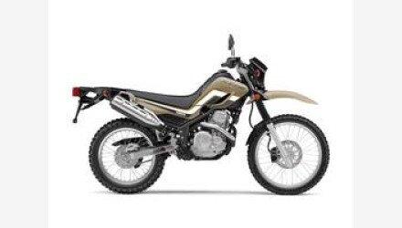 2020 Yamaha XT250 for sale 200799429