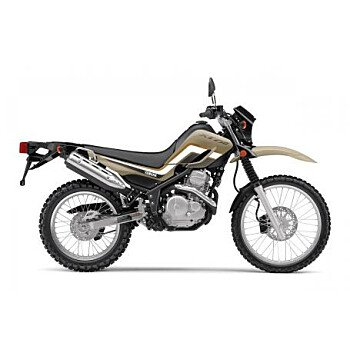 2020 Yamaha XT250 for sale 200909748