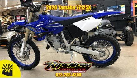 Yamaha Yz125 Motorcycles For Sale Motorcycles On Autotrader