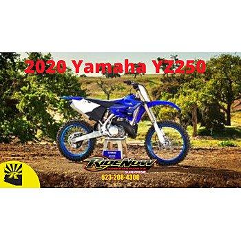 2020 Yamaha YZ250 for sale 200771477