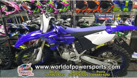 2020 Yamaha YZ250 for sale 200811296